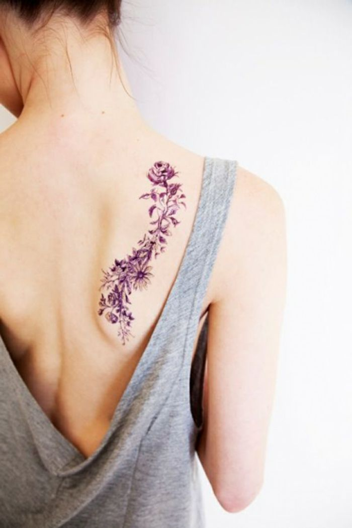 1001 Ideas De Tatuajes Finos Para Mujer Que Inspiran Tattoo