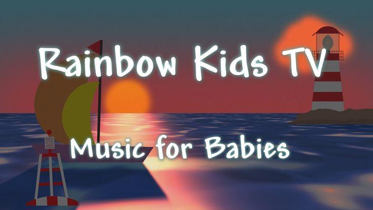 Lullabies - Music for Babies - Erik Satie - Gymnopedie No 3 - By the Lig...