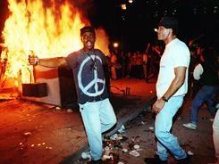 The intersection of Rodney King and Trayvon Martin  http://www.usatoday.com/news/nation/story/2012-04-26/trayvon-martin-reflects-rodney-king/54569324/1?csp=24=u2CGP4VKBqOTDh6yHCePsGs61wOF29T9Kpg1MDdInNlmJQysLN9QXSg  2F0DuPl7A-b00f31f3-c0be-4cbf-a992-71d3a5d5c21a_w2rwEivakRl%2BSh%2BtM21bym5mJSlr3K8vpZ2XMNAxx3rFHGWtiEeRBaJGZ3sMi4kt