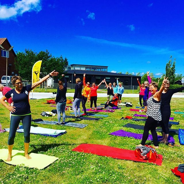 Tversted Skole - Iyengar Yoga