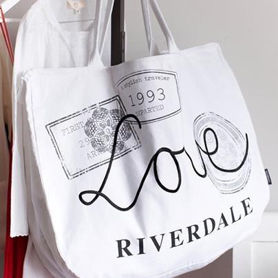 I love Riverdale ♥ Shopper / tas