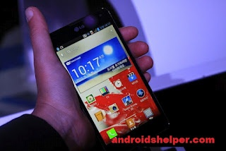 LG Optimus G launched in Korea for $895
