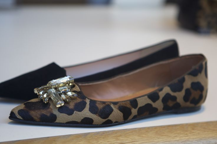 The pointed shoe is a key piece for #AW14. @randbprgirl #RegentStreet