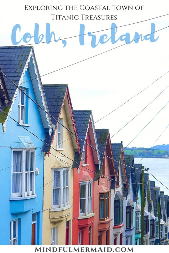 Cobh, Ireland: the colorful Irish seaport, which was the last stop on the Titanic before sailing across the Atlantic! Click for more pictures and recommendation!