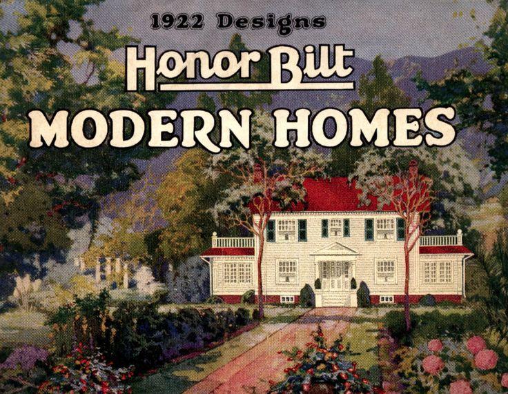 1922 Catalog Cover