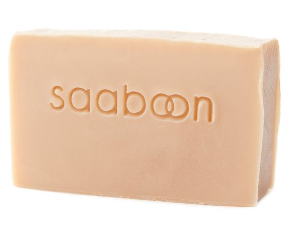 French Clay Soap  Shaving Cream Soap Vegan Soap Shaving by SAABOON