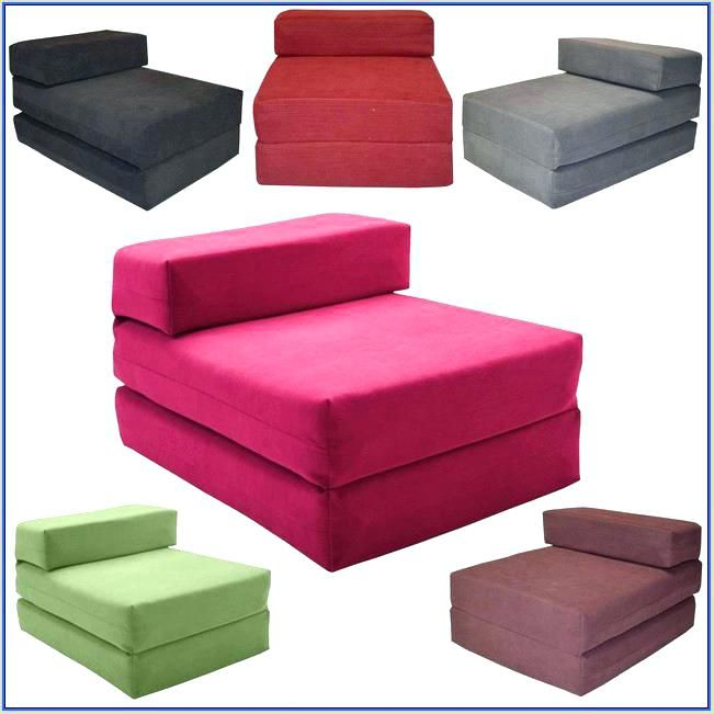 Foldable Bed Chair Leather Folding Chairs Bed Bath And Beyond