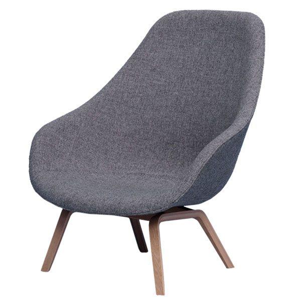 About a Lounge Chair High AAL 93  Bonusta http://www.ostohyvitys.fi/finnish-design-shop