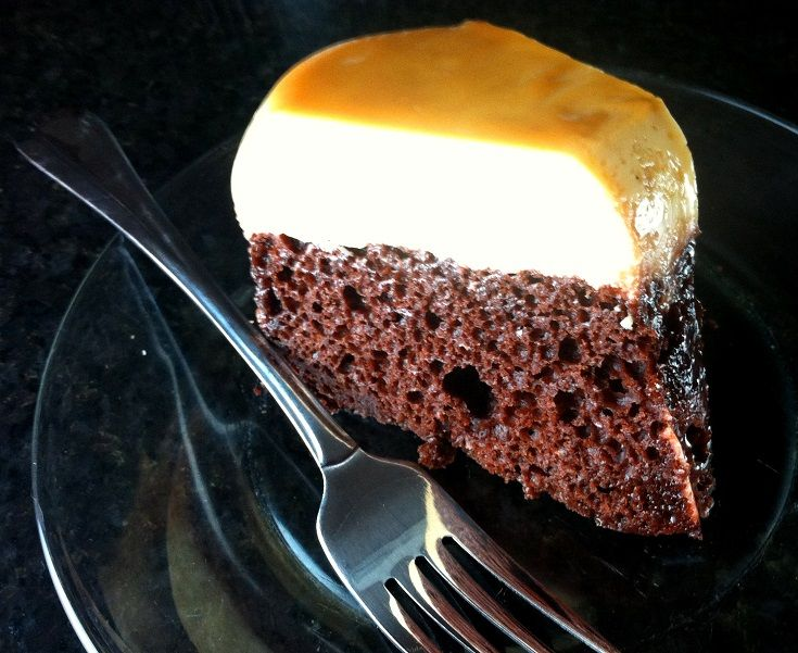 Easy Mexican Chocoflan (Choco Flan) - The Spice Kit Recipes