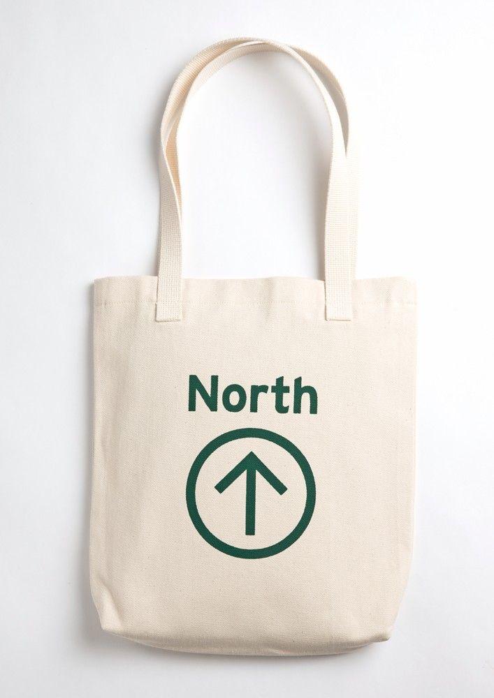 BRIKA at Hudson's Bay | North Tote Bag | $24