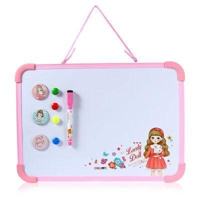 #Gearbest Deli 7800 Kids Magic Draw Sketch Tablet Board Toy (652898) #SuperDeals
