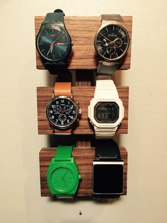 Best 25+ Watch holder ideas on Pinterest | Watch organizer ...