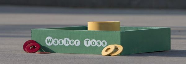 DIY Outdoor Games.   Coasterbuddy.com for outdoor grass beverage holder need for this classic outdoor game!!