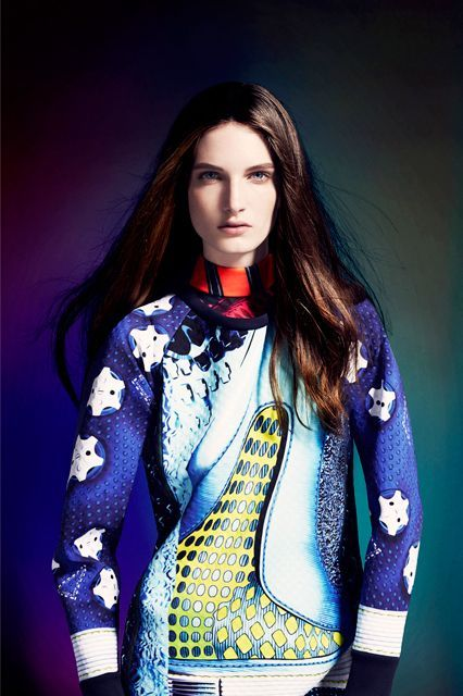 Photo: Courtesy of adidas. #refinery29 http://www.refinery29.com/2014/10/76581/adidas-mary-katrantzou-collaboration-images#slide-1