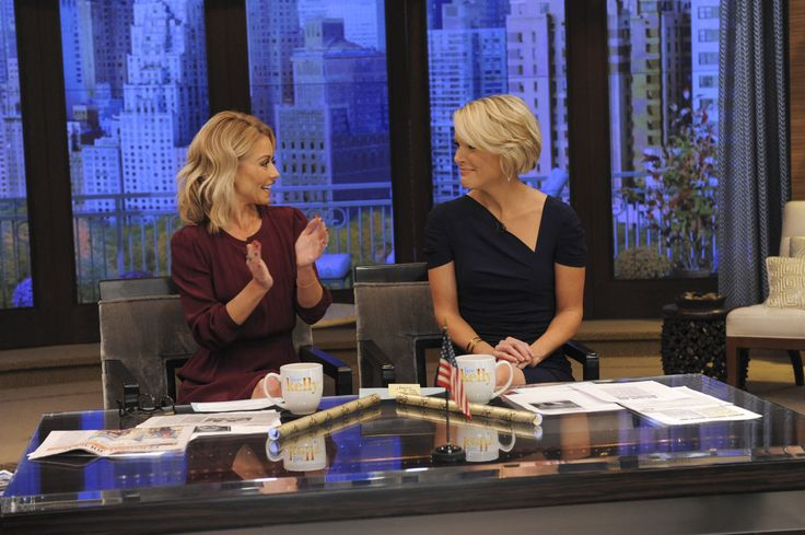"Fox News anchor Megyn Kelly pulled double duty Wednesday morning, appearing as the guest host on the nationally syndicated ""Live with Kelly"" mere hours after completing election coverage at her day (or in this case, night) job."
