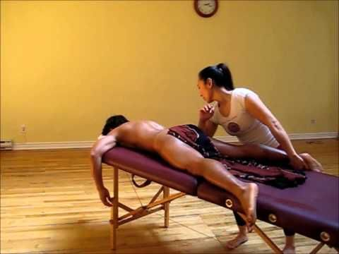 prostata massage lotus thaimassage