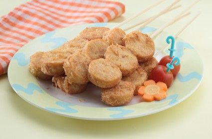 Ayam gulung wortel goreng, pilihan kudapan lezat untuk piknik. Berikut ini resepnya.