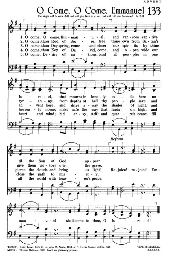 Lyric emmanuel lyrics : 93 best Hymns images on Pinterest | Sheet music, Music notes and ...