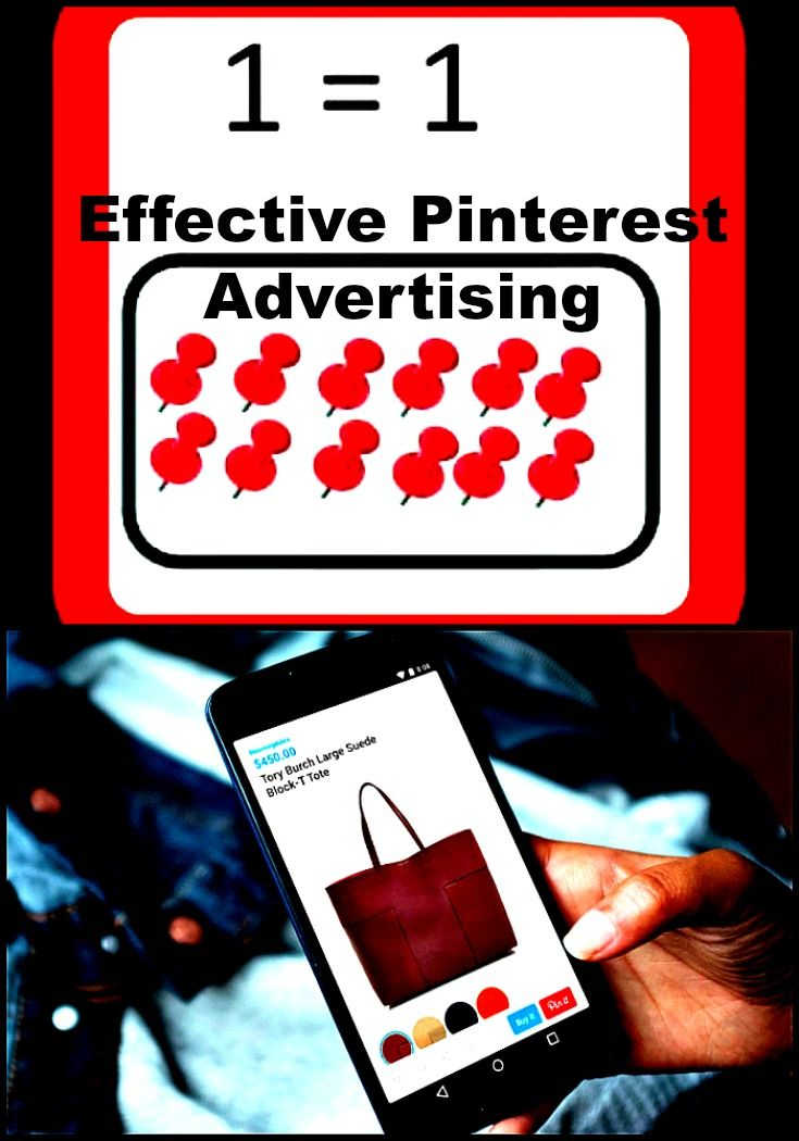 10 tips for successful Pinterest advertising How do you pin to win? Columnist Brad O'Brien offers some tips to help you step up your advertising on Pinterest and stay ahead of the curve. Click on the pin and read.