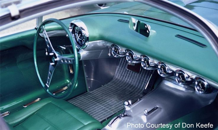 1954 PONTIAC BONNEVILLE SPECIAL MOTORAMA CONCEPT CAR - Barrett-Jackson Auction Company