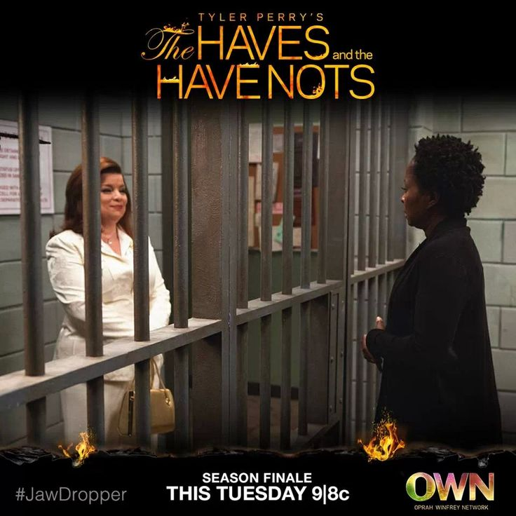 "SEASON FINALE MARCH 11 2014! TYLER PERRY TV SHOW ""THE HAVES & THE HAV NOTES!"