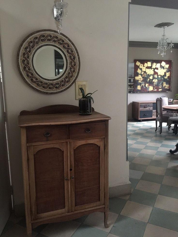 Mueble para baño con espejo by BERKANA Shop