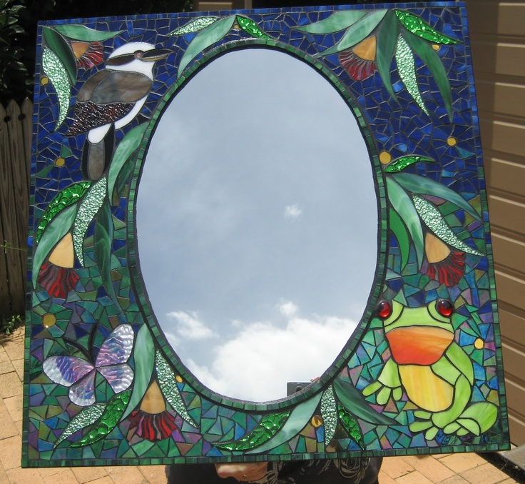 17 Best Images About Mosaic Mirrors On Pinterest