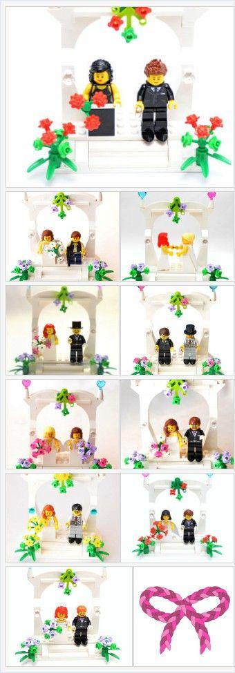 DivinityBraid Thedivinitybraid Shop 22496222 Lego Cake TopperCake ToppersLego WeddingWedding StuffShop