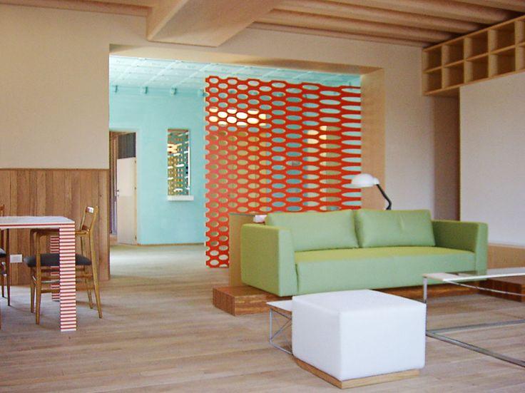Caturegli Formica Architetti Associati   · Design StudiosMilan