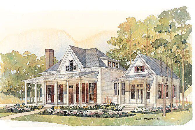 Top 25 Coastal House Plans Coastal House Plans Beach Cottages House Plans