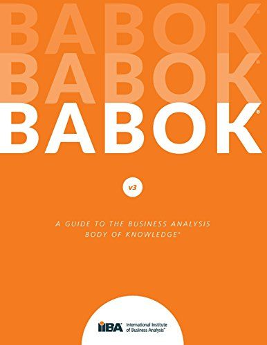24 best BABOK images on Pinterest Business management, Business - business analysis
