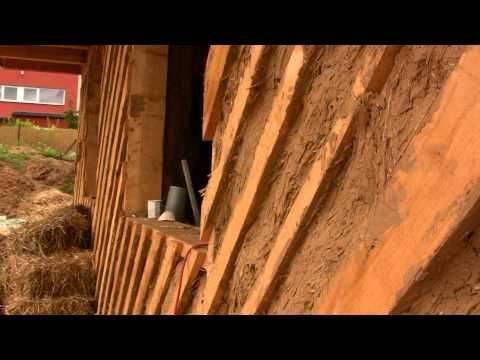 Hlína jednabáseň (dokument,přírodní stavitelství) - YouTube