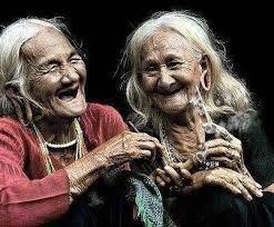 lachende oude mensen - Google zoeken