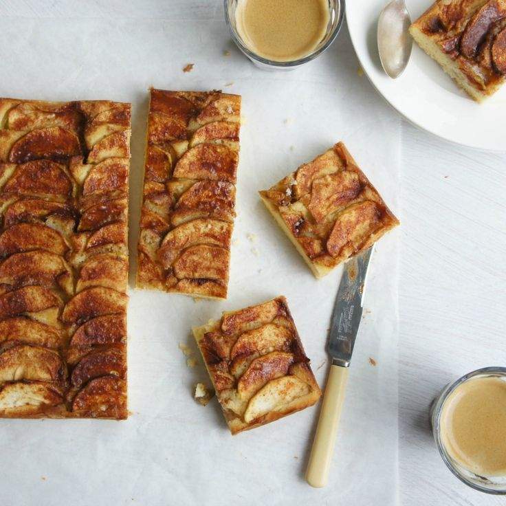 """#RecipeoftheDay: Apple Slice by Ang - """"This ticks all the boxes for me, very simple """" - GBONEILL"""