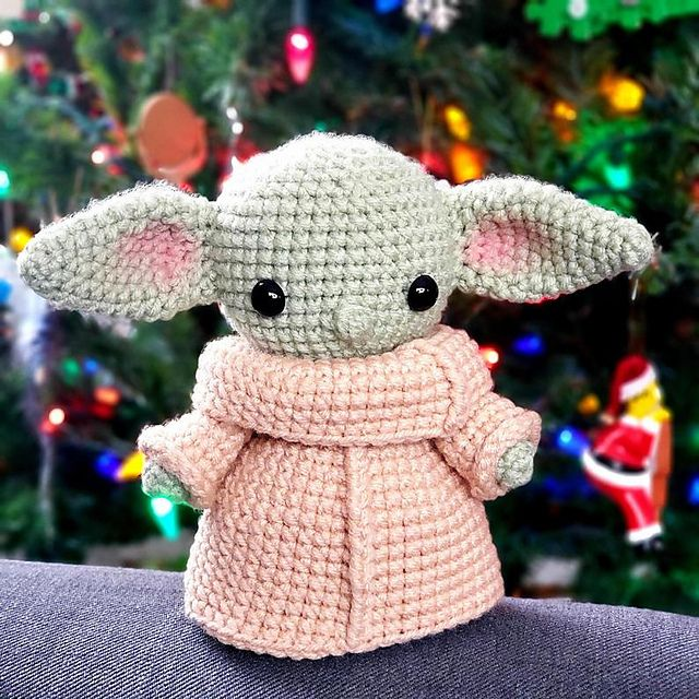 The Best Yoda & Baby Yoda Patterns For Makers Who Knit ...