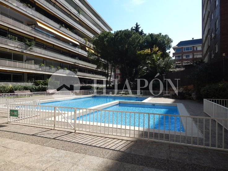 Large apartment of 300m2 really close to Turó Park in Barcelona, Spain