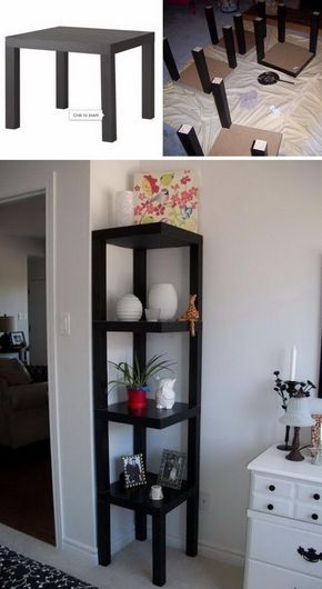 Best 25 ikea lack hack ideas on pinterest tile tables coffee table top ideas and ikea hacks - Ikea libreria lack ...