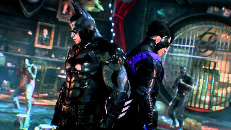 Official Batman: Arkham Knight Launch Trailer
