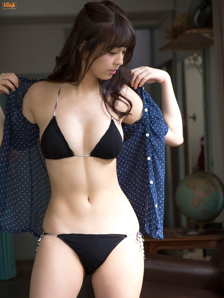 Yuuka Maeda All the beautiful white flesh. You just know it is soo soft and kissable all over her beautiful body.