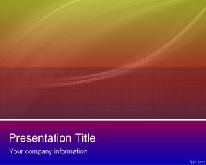 Free Color Scheme PowerPoint Template is a free background template that you can download for presentations on color