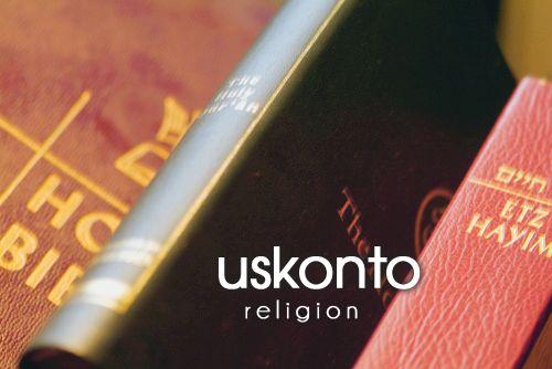 uskonto ~ religion