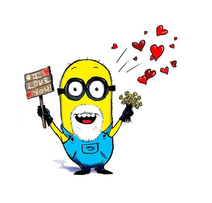 My Valentines minion
