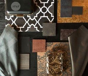 Moodboard Inspiration #moodboard #inspiration #gothic #interior #decoration #home