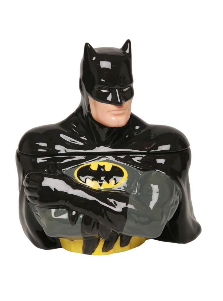 DC Comics Batman Cookie Jar | Hot Topic