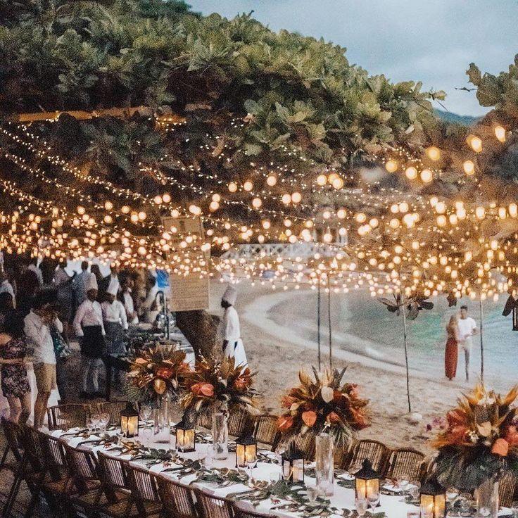 "WEDDING IDEAS & MAGAZINE On Instagram: ""Beach Wedding"