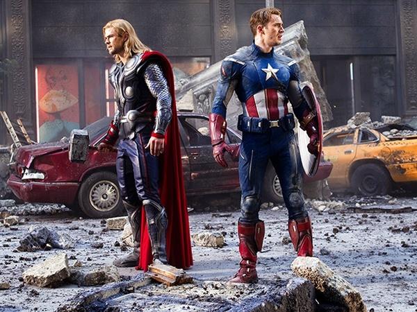 The Avengers       THE AVENGERS