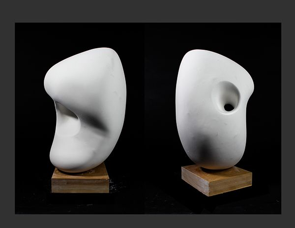 Form And Space In Art : Best plaster sculptures negative space images