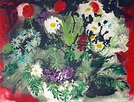 ✽ john piper - 'late summer flowers'