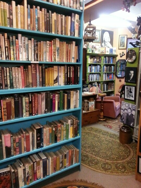 Hemingway's bookstore, Hermanus, South Africa