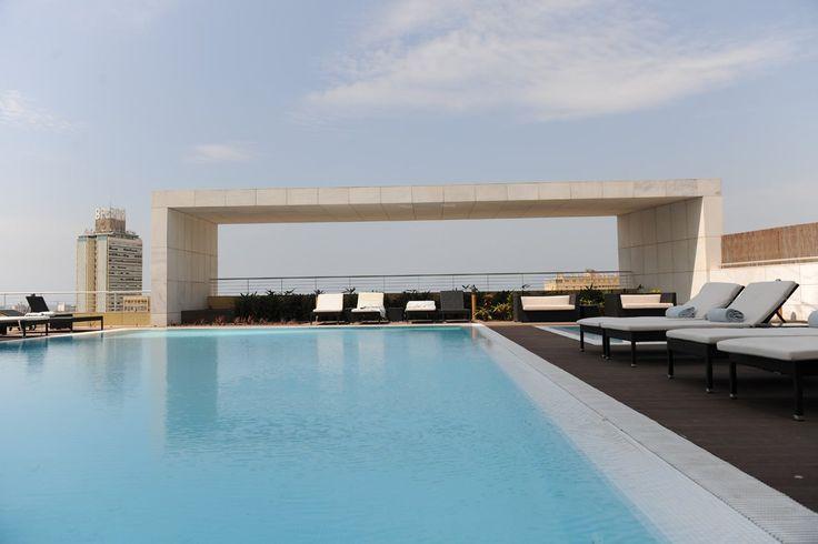 Hotel Epic Sana Luanda . NLA - Nuno Leónidas Arquitectos, Lda